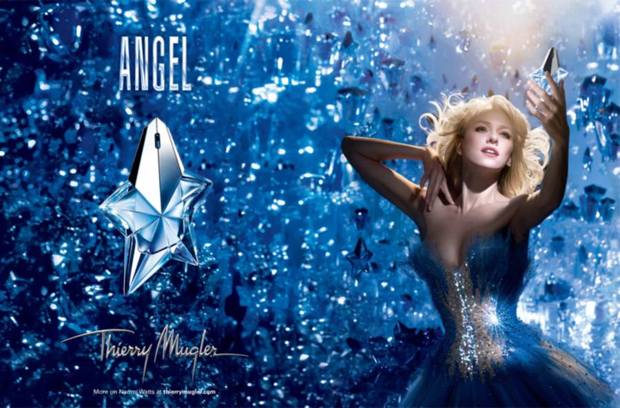 Grand Visual Angel By Thierry Mugler