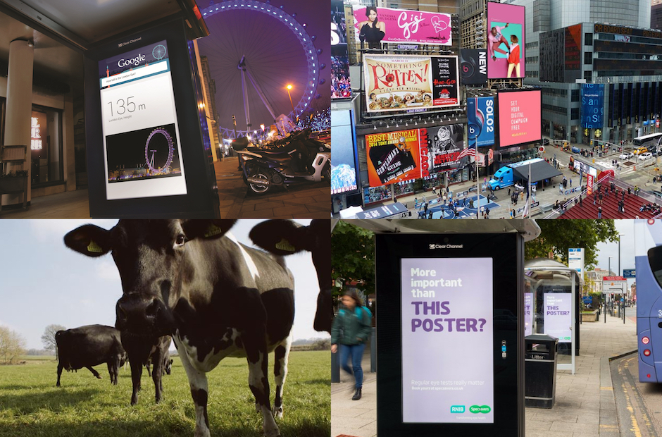 Top Dynamic Digital OOH Campaigns