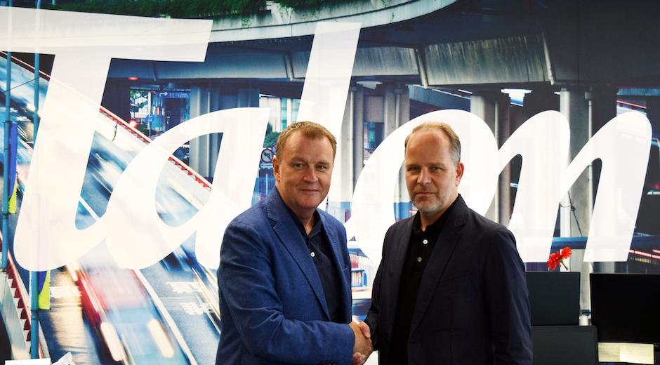 Talon acquires Grand Visual and QDOT