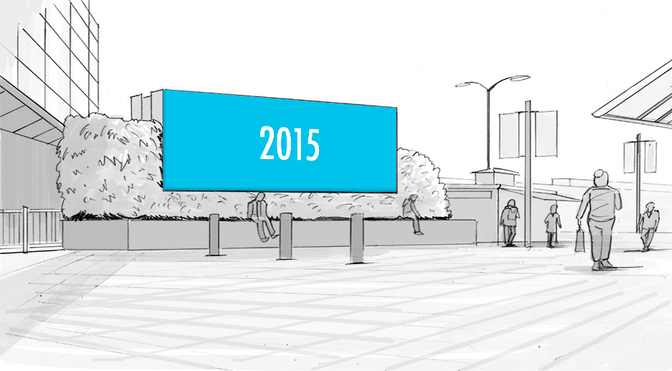 Grand Visual 2015 – Trends for Digital OOH