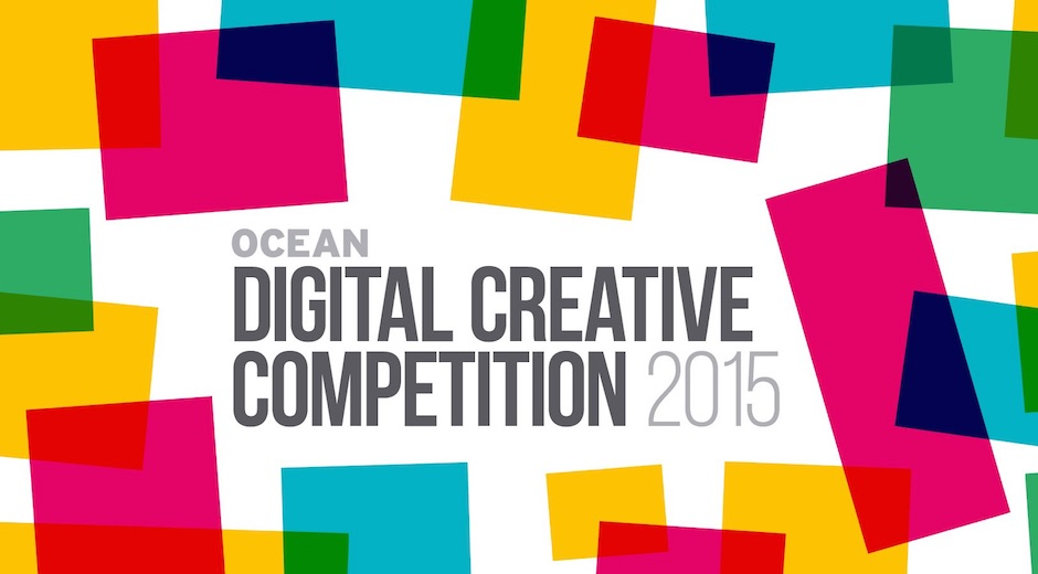 Ocean Digital Creative Competition 2015