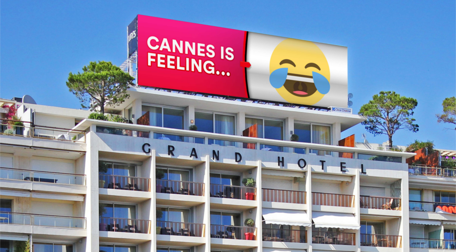 Cannes is Feeling...