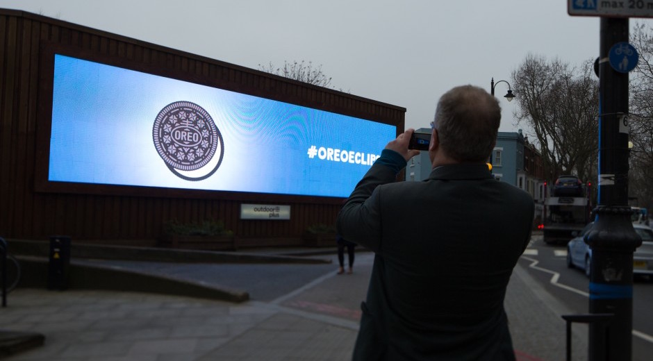 Oreo Eclipse – Grand Visual's Most Awarded Campaign