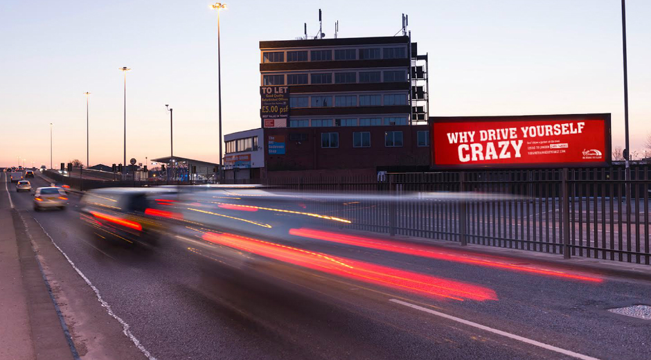 Virgin Trains Launches Innovative Data-Driven DOOH