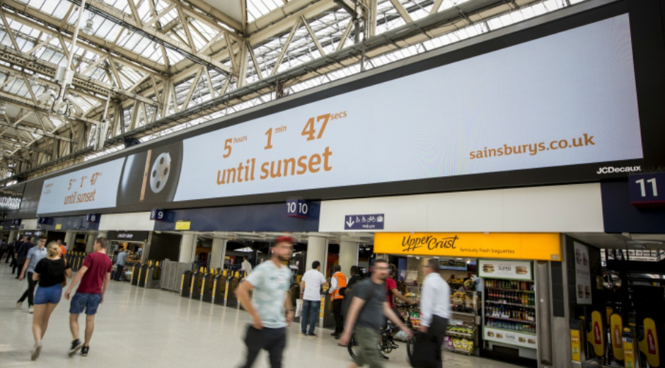 Sainsbury's Owns Longer Summer Evenings